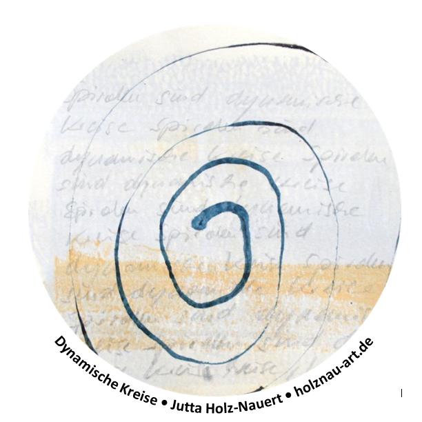 Dynamische Kreise • Jutta Holz-Nauert • holznau-art.de